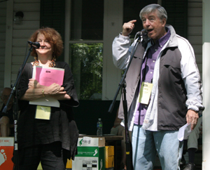 Eileen and Jerry Spinelli