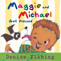 Michael and Maggie Get Dressed