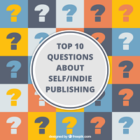 Top 10 questions about self-publishing