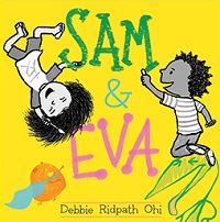 Sam and Eva, by Debbie Ridpath Ohi