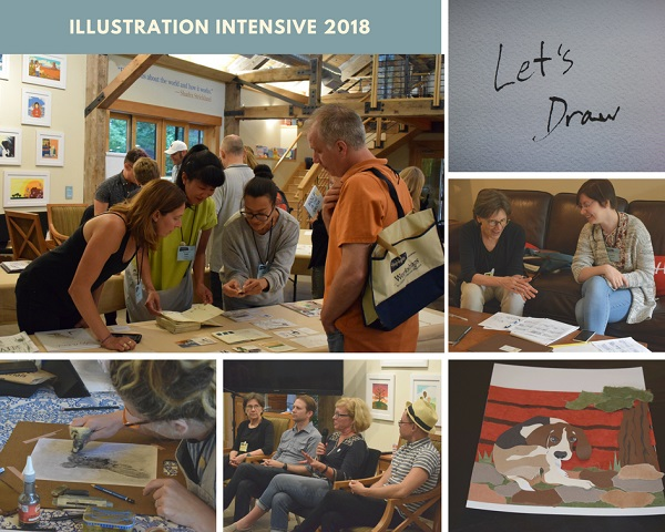 Illustration Intensive 2018