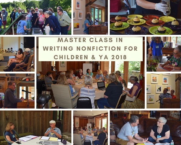 Master Class in Writing Nonfiction 2018