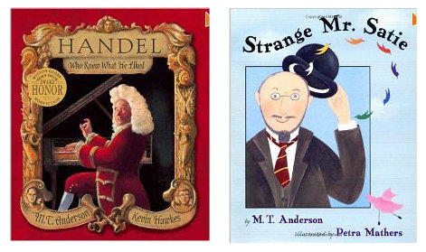 Books by M.T. Anderson