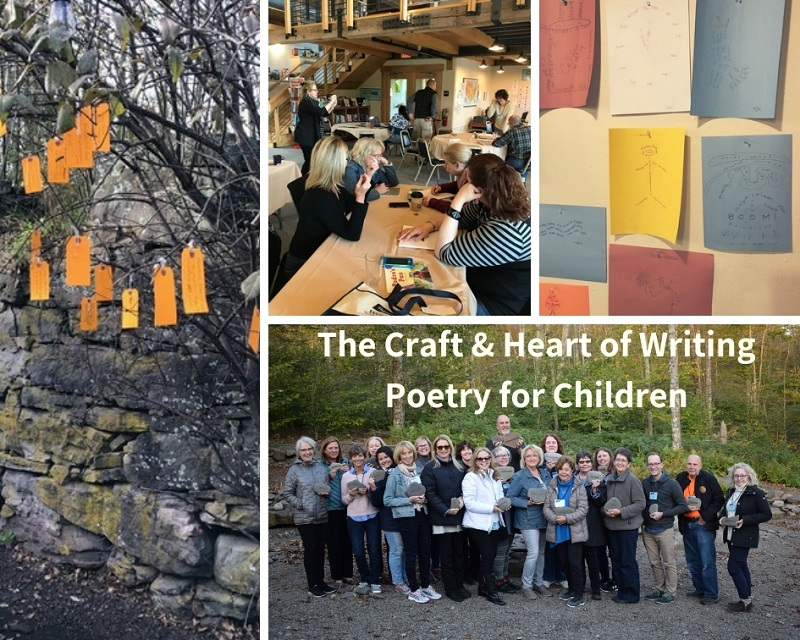 Craft & Heart of Writing Poetry for Children