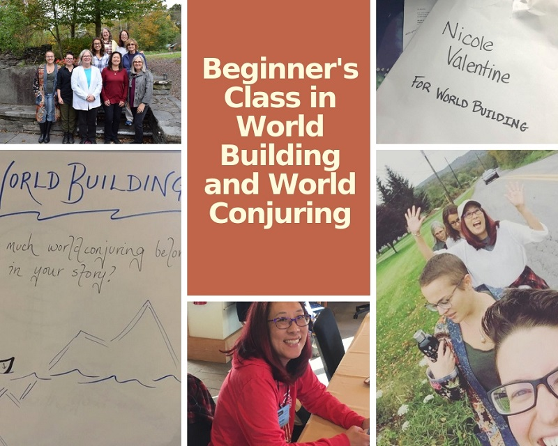 Beginner's Class in World Building and World Conjuring