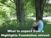 What to Expect from a Highlights Foundation retreat