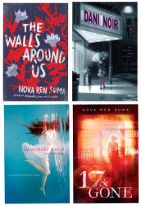 Novels by Nova Ren Suma