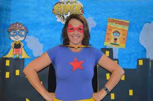 Super writer Kristy Dempsey
