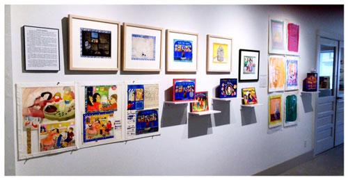 Vera Williams Exhibit