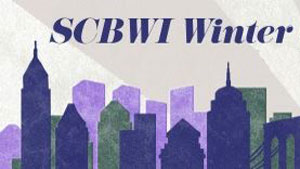 SCBWI winter conference 2016