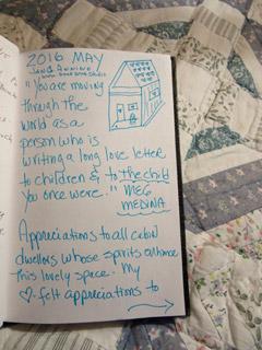 cabin journal