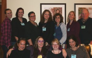 Laurie Halse Anderson and writers