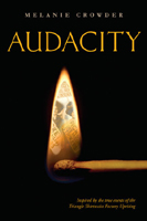 Audacity by Melanie Crowder.