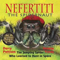 Nefertiti by Darcy Pattison