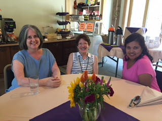 Susan Campbell Bartoletti, Kathryn Erskine and Mitali Perkins.