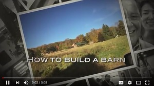 How to Bulid a Barn