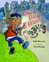 One Day I Went Rambling by Kelly Bennett
