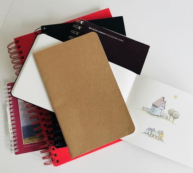 Stanton sketchbook