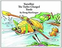 Turtellini The Turbo-Charged Turtle