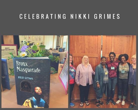 Nikki Grimes 2018
