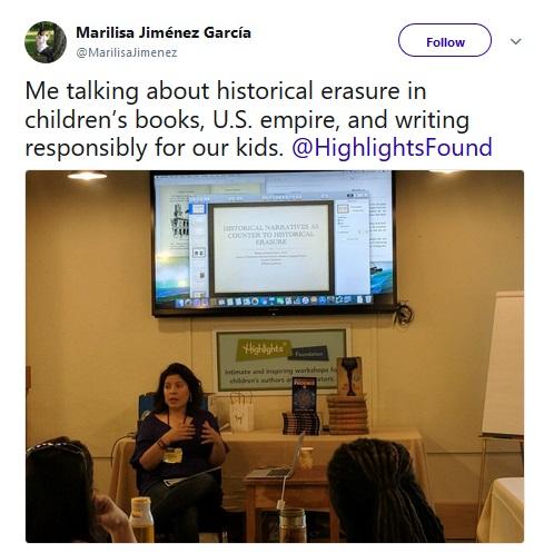 Marilisa Tweet