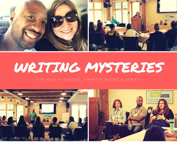 Writing Mysteries 2018