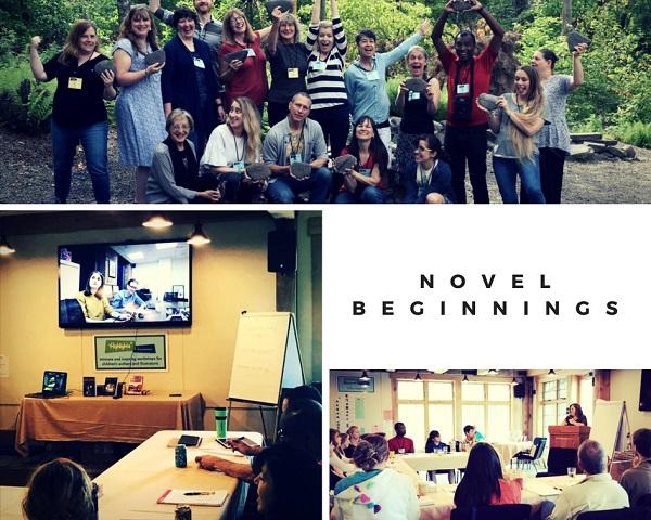 Novel Beginnings 2018