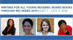 Writing for ALL Young Readers faculty