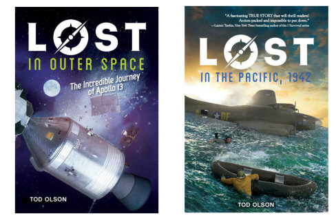 Lost series by Tod Olson