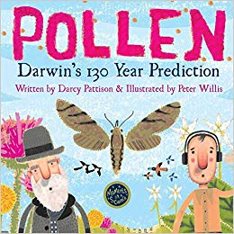 Pollen by Darcy Pattison