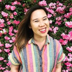 Editor Tiff Liao