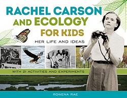 Rachel Carson by Rowena Rae