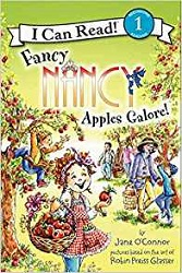 Fancy Nancy Apples Galore