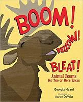 Boom! Bellow! Bleat!