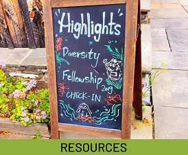 Diversity Fellowship Resources