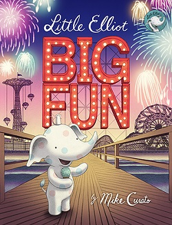 Little Eliot Big Fun by Mike Curato