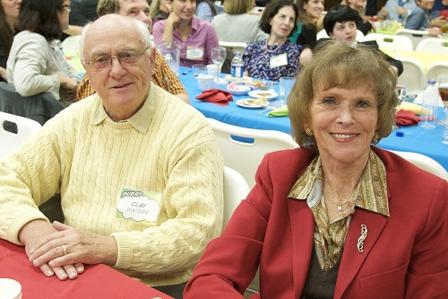 Clay Winters and his wife Jill