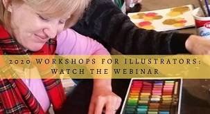 2020 workshops for illustrators
