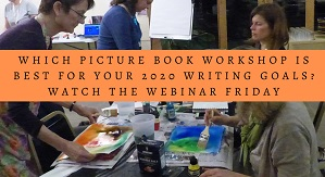 2020 picture book workshops
