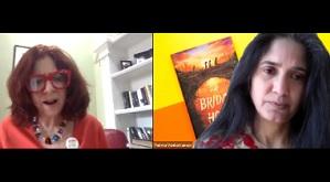 Sarah Aronson and Padma Venkatraman