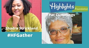 Shadra Strickland, Pat Cummings