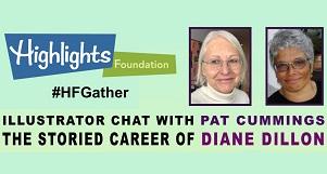 Pat Cummings and Diane Dillon