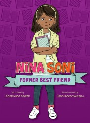 Nina Soni series by Kasmira Sheth