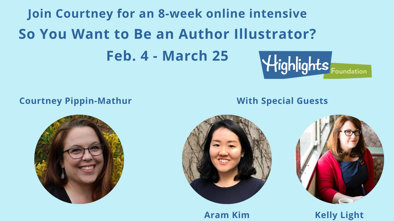 So You Want to Be an Author/Illustrator?