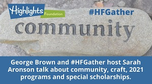 January 2021 #HFGather