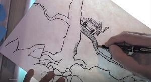 Steve Light Drawing Demo