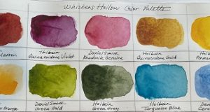 Whiskers Hollow Color Palette