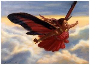Hasani Claxton's art 3