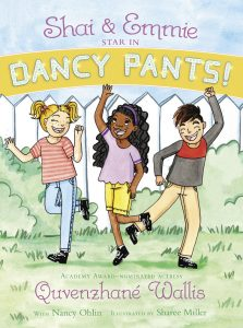 SHAI AND EMMIE STAR IN DANCY PANTS!