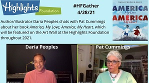 #HFGAther with Daria Peoples